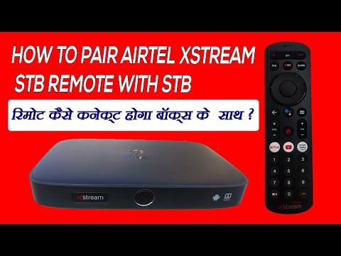 Airtel Xstream STB