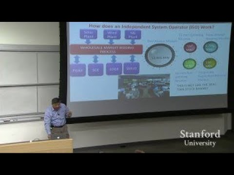 Stanford Seminar Complex Coupled Networked Systems - The Best Documentary Ever