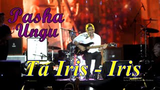Pasha Ungu (Ta Iris Iris - Versi Manado) PENONTON BAPER // Konser HUT Sulawesi Utara yang ke 55