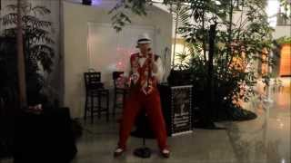 EddyDean Sings at 'Real Estate Lives' Valentine's Dinner...Using BOSE Tower Sound System