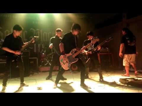 Batu Nisan (gugur bunga) Live Gothic Black Fest 3