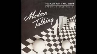 "Modern Talking – ""You Can Win If You Want"" (single remix) (Germany Hansa) 1985"