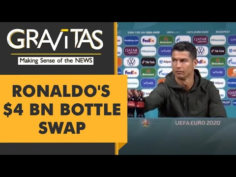 Gravitas: Ronaldo takes the fizz out of Coke