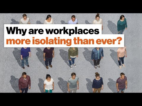 The connection paradox: Why are workplaces more isolating than ever? | Dan Schawbel