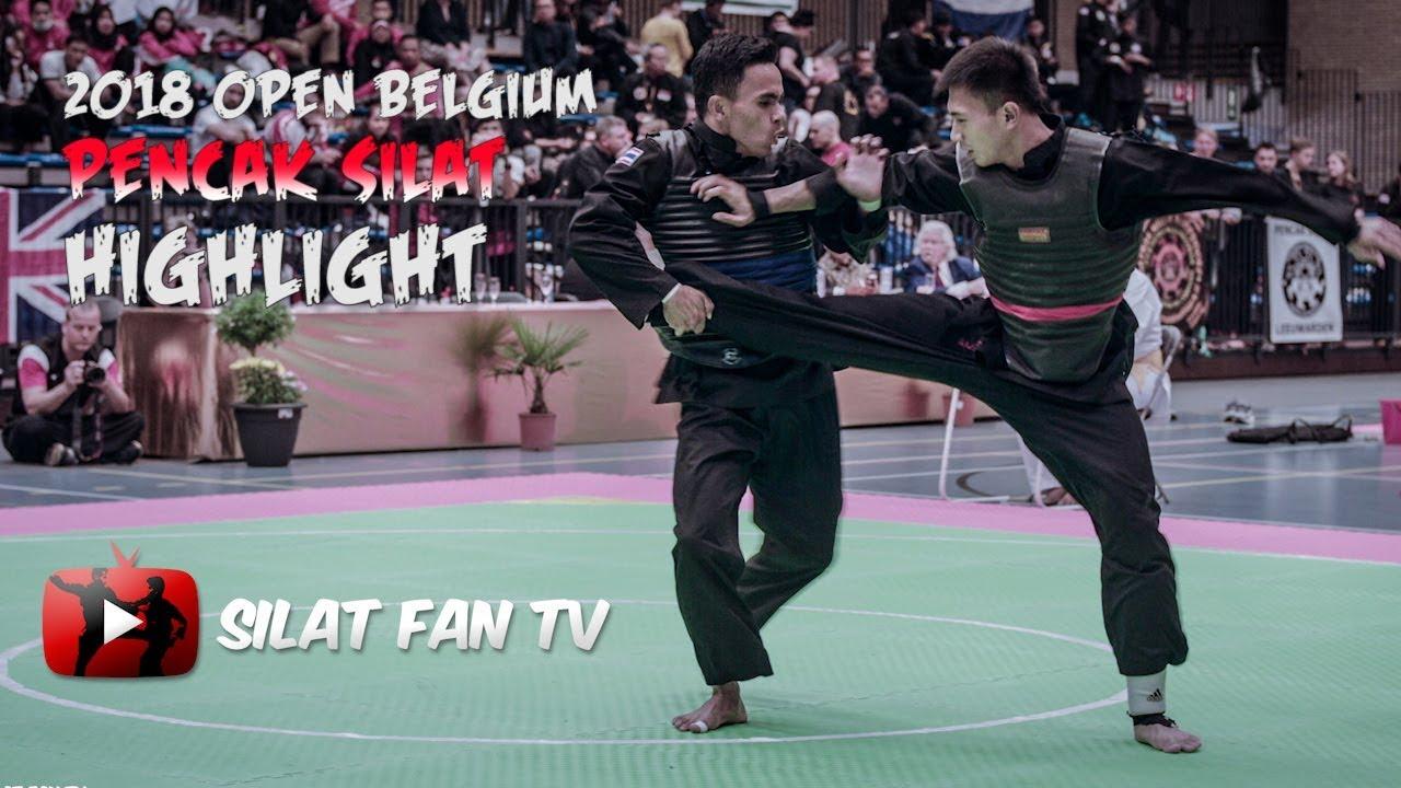 Download 2018 OPEN BELGIUM PENCAK SILAT HIGHLIGHT