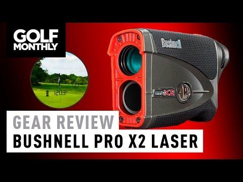 Bushnell Pro X2 Laser Rangefinder Review