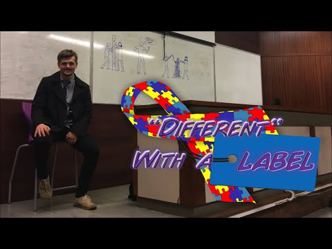 """""""Different"""" With A Label 