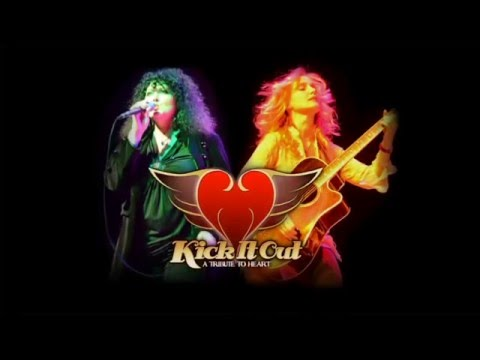 Heart Tribute Band Kick It Out