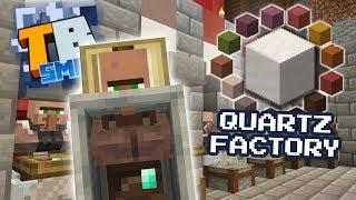 Quartz Farming Truly Bedrock Season1 49 Bedrock Edition Youtube Server Youtube