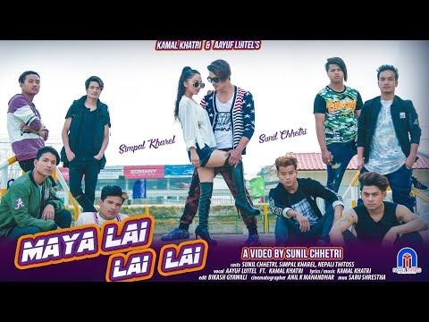 Maya Lai Lai Lai | Kamal Khatri | Aayuf Luitel | Official Music Video | Nepali Song 2018/2075