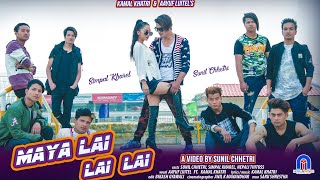 Download Maya Lai Lai Lai | Kamal Khatri | Aayuf Luitel | Official Music  | Nepali Song 2018 MP3 song and Music Video