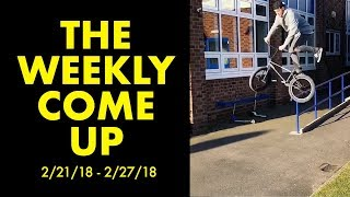 *The Best BMX Street Clips* The Weekly Come Up 7 thumbnail