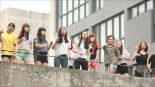 Wonder Girls - Like this, 원더걸스 - 라이크 디스, Music Core 20120609
