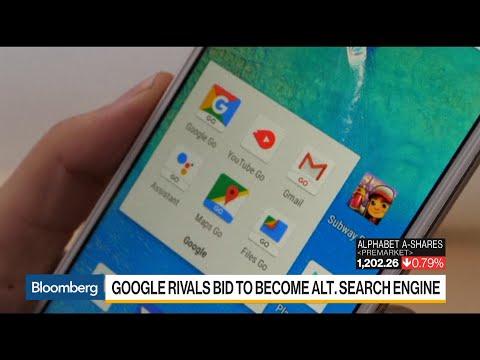 Google to Seek Rival Search Bids to Fend Off EU Antitrust Scrutiny