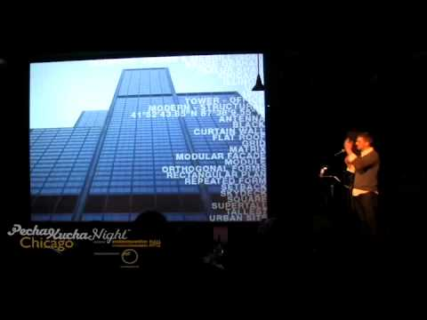 Pecha Kucha Chicago Volume 17: Christopher Botham of The World Architecture Map