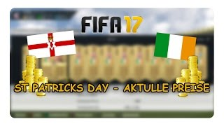 FIFA 17: TRADING TIPPS (DEUTSCH) ST. PATRICKS DAY TRADING - AKTUELLE PREISE (HOW TO MAKE COINS)
