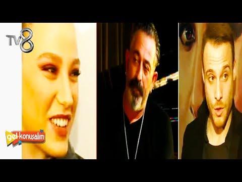 Kerem Bürsin, Serenay Sarıkaya ve Cem Yılmaz Aşkına Sessiz Kalmadı | Gel Konuşal