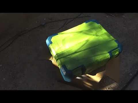 Tool Case Mod (Fun with Plastidip / Flex Seal)