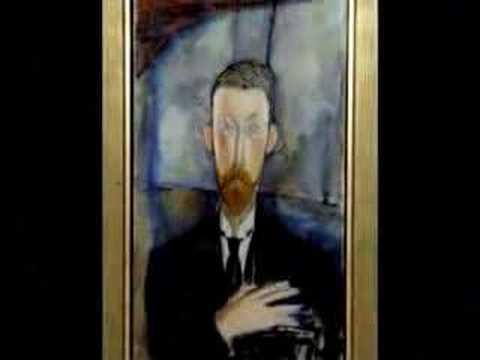 ritratti di Amedeo Modigliani