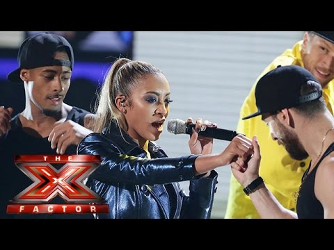 Kiera Weathers takes on Return Of The Mack  | Live Week 2 | The X Factor 2015