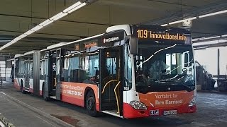 [Mitfahrt] Im HOCHBAHN 7432 (G) ☆ Linie 109 → Gerhart-Hauptmann-Platz → U Stephansplatz [1080|HD]