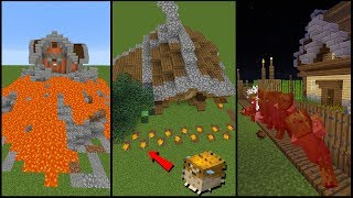 EASY ways to Protect your Minecraft House thumbnail