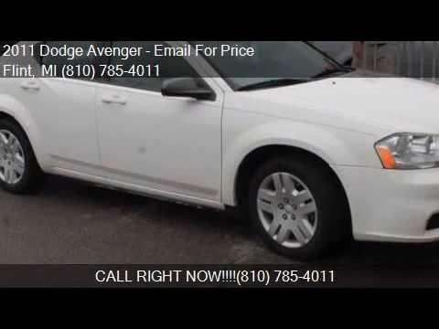 2011 Dodge Avenger Express 4dr Sedan for sale in Flint, MI 4