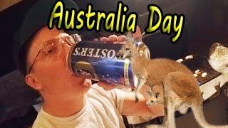 Australia Day - Kangaroo Meat - Part 1