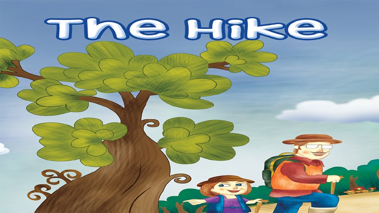Download The Hike   Kids Short Stories   English