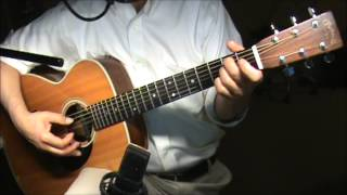 home-michael buble-fingerstyle-chords