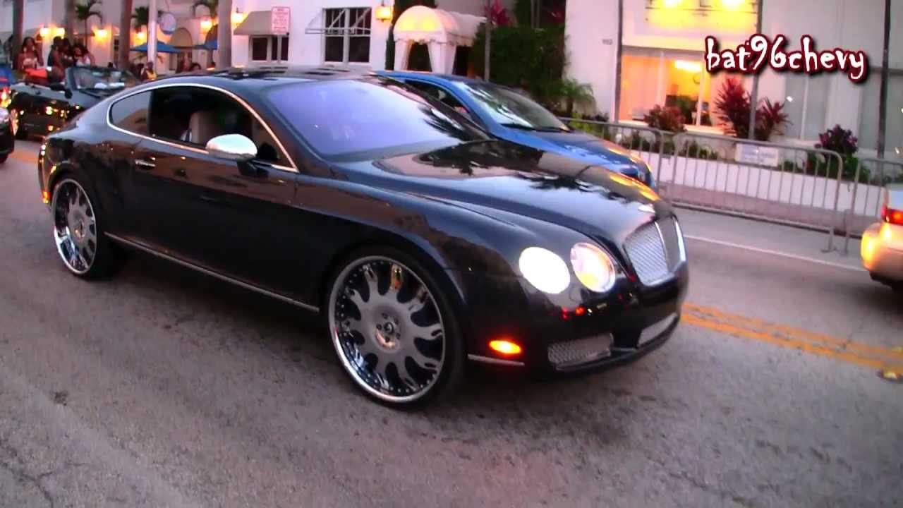 Bentley continental gt coupe on 24 forgiatos ryding by 1080p hd bentley continental gt coupe on 24 forgiatos ryding by 1080p hd youtube sciox Images