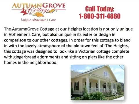 All About Assisted Living in Houston - AutumnGrove Cottage