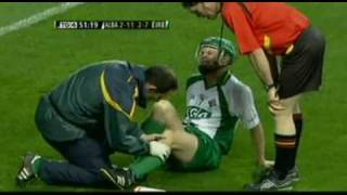 Hurling Hits - Tommy Walsh - Ireland v Scotland