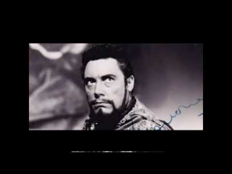 G. VERDI: La forza del destino - Direttore Dimitri MITROPOULUS - in memoriam - 1953 -
