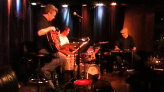 "Will Bernard Trio: ""P.M. Gone"" Live @ A-Trane (Berlin)"