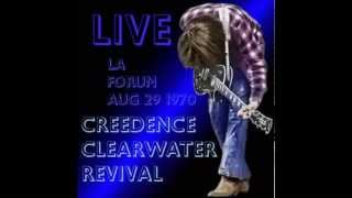 Creedence Clearwater Revival  Ooby Dooby Live 1970