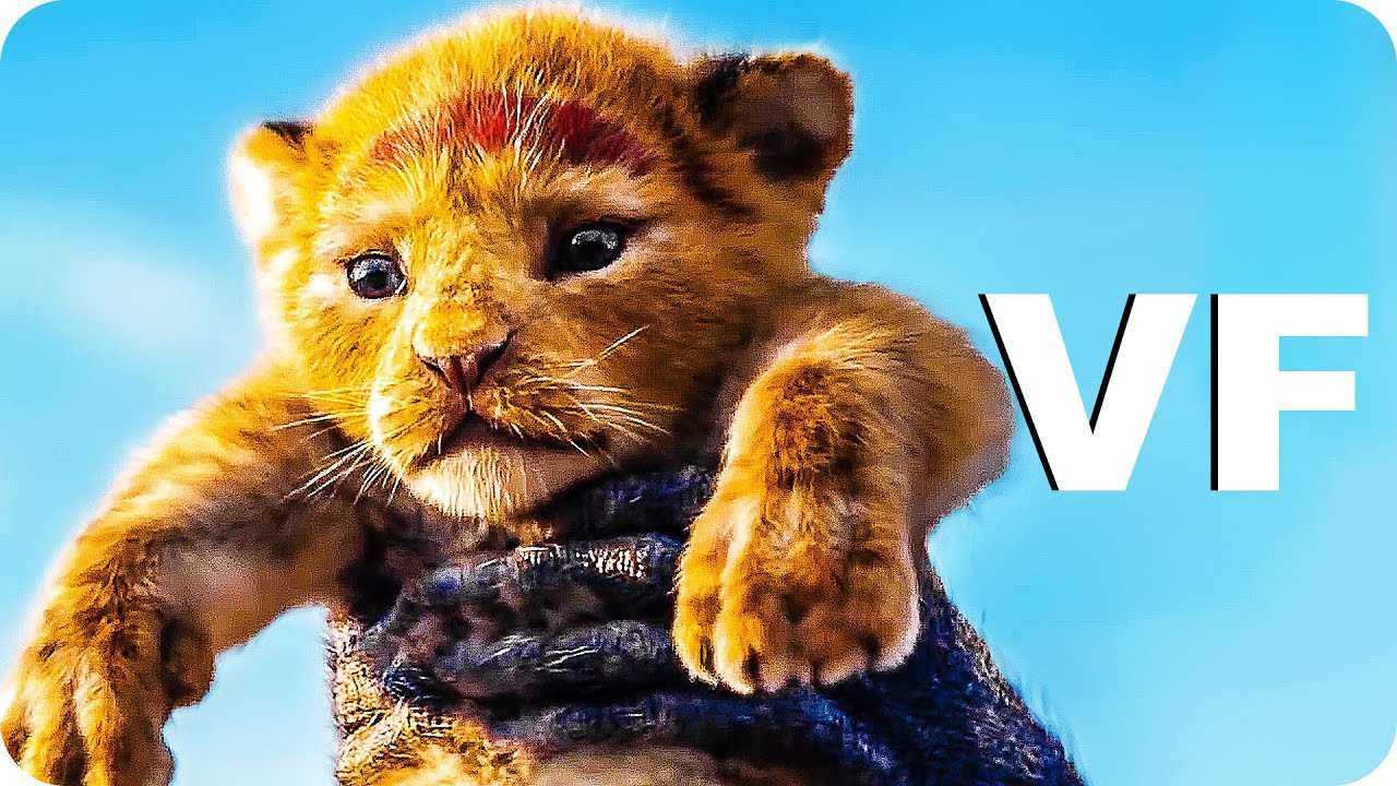 Le roi lion bande annonce vf 2019 youtube - Le roi lion les hyenes ...