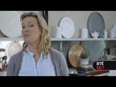 RTÉ TEN Exclusive: Rachel Allen's hilarious outtakes