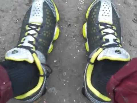 play with wet and dirty nike shox tl3 and rebook sox - YouTube 3b7ea0c12