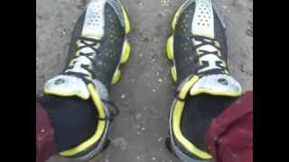 play with wet and dirty nike shox tl3 and rebook sox