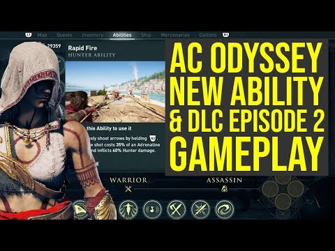 Assassin's Creed Odyssey DLC NEW ABILITY & Episode 2 Gameplay (AC Odyssey DLC) thumbnail
