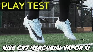 New cr7 football boots! | nike mercurial vapor xi play test | 2017 cut to brilliance chapter v