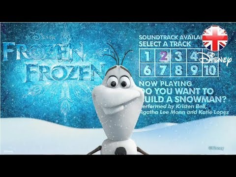 FROZEN | Official Soundtrack Album Sampler | Official Disney UK