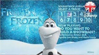 FROZEN | Official Soundtrack Album Sampler | Official Disney UK thumbnail
