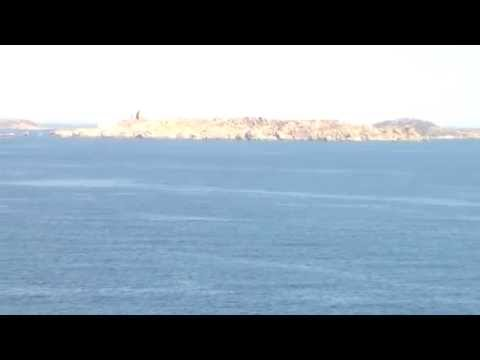 Straight of Bonifacio Divides the Tyrrhenian Sea & Mediterranean Sea