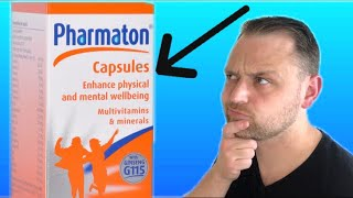 Pharmaton Capsules Review-DOES IT WORK?