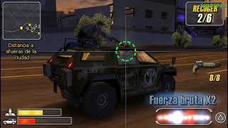 Pursuit Forcegamesplay ppsspp emulator