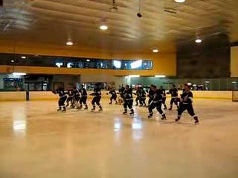 Ice Hockey Haka