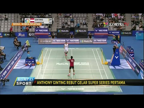 Indonesia Juara Umum Badminton Korea Open