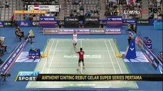 Download Video Indonesia Juara Umum Badminton Korea Open MP3 3GP MP4